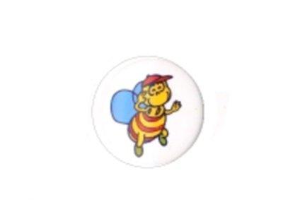 Kinderknopf Willi weiß 13mm