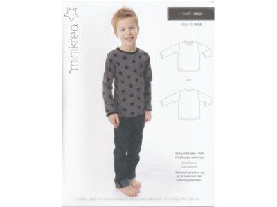 Minikrea 50220 T-Shirt Basic 0-10 Jahre