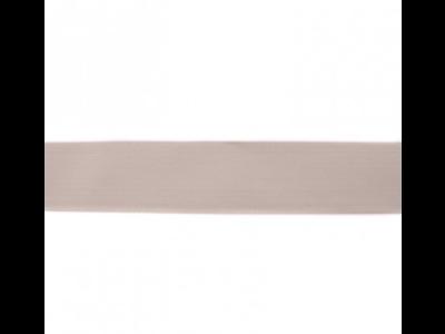 Gummiband weich ca. 40mm - uni beige