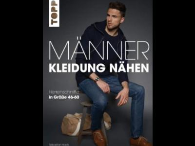 """Buch """"Männerkleidung nähen"""""""