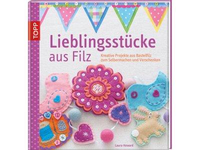 """Buch """"Lieblingsstücke aus Filz"""""""