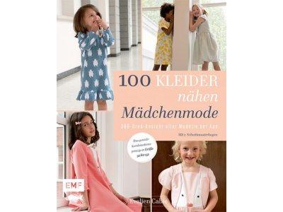 EMF 100 Kleider nähen Mädchenmode - Evelien Gabie