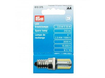 LED Lampe mit Schraubgewinde für Nähmaschinen Prym