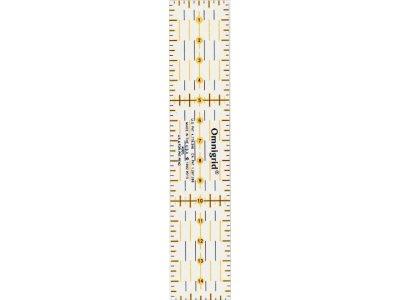 Prym Universal-Lineal 3cm x 15cm - transparent