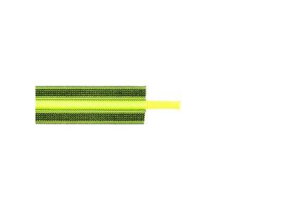 Kordelzug elastisch - gelb/schwarz