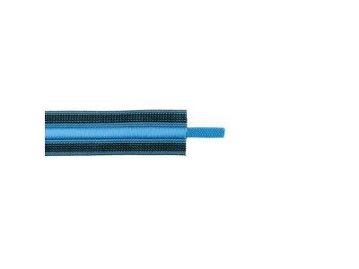 Kordelzug elastisch - blau/schwarz
