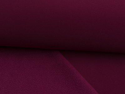 Jackenstoff Nano-Softshell bordeaux