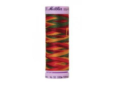 Silk-Finish Cotton multi 50 by Amann Mettler 100 m
