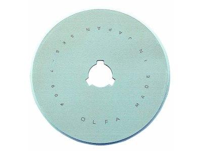 Ersatzklinge für Rollschneider OLFA 60 mm/1 Stück