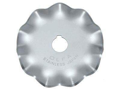 Ersatzklinge für Rollschneider OLFA mit Wellen 45 mm/1 Stück