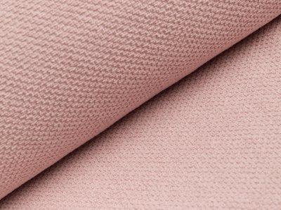 Waffelpiqué bébé Baumwolle - rosa