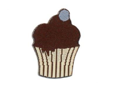 Serie Muffin/Cookies Applikation Muffin z. Aufbügeln