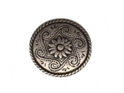 Metallknopf Maya-Sonne 23mm