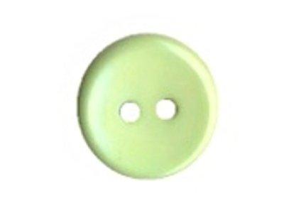 Runder Knopf 15mm mint