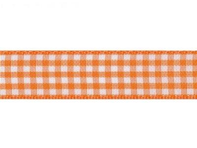 Vichy Dekoband 15mm orange