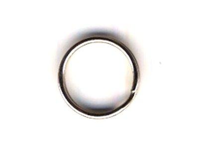 Schlüsselring 15mm silber