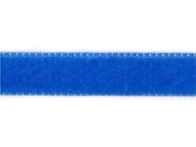Samtband 5mm corn blue