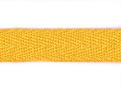 Stoßband 15mm uni gelb