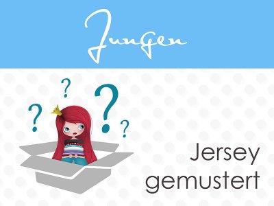 Überraschungspäckchen Jungs Jersey 4,0m mit verschiedenen Designs