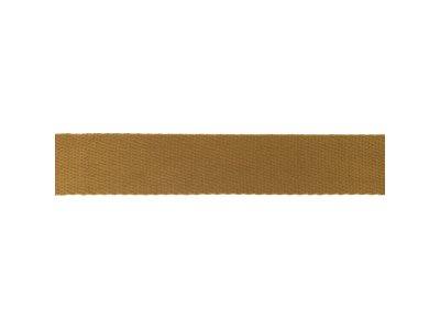 Gurtband ca. 40 mm - uni braun