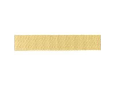 Gurtband ca. 40 mm - uni pastellgelb