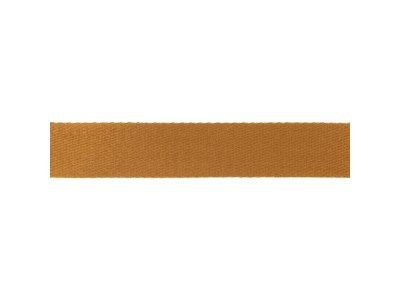 Gurtband ca. 40 mm - uni cognac