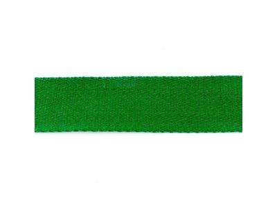 Gurtband ca. 40 mm - uni grasgrün