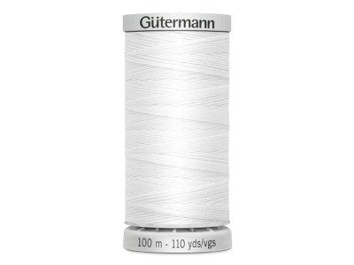 Gütermann Nähgarn Extra Stark M 782 No.40 100m Spule Fb.800 weiß