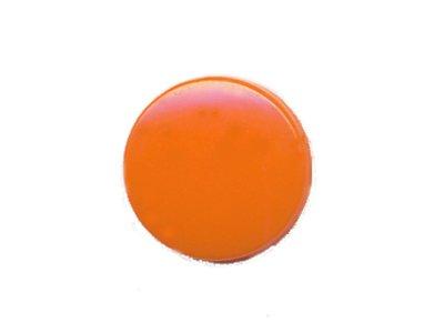 Baby Snaps Druckknöpfe 20 Stück T5 12,4mm orange leuchtend