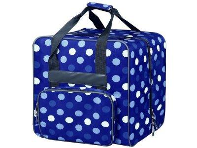 BabySnap Overlocktasche  39 x 32 x 36 cm - blau