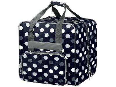 BabySnap Overlocktasche 39 x 32 x 36 cm - schwarz