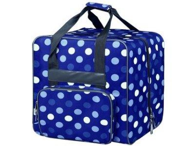 BabySnap Overlocktasche XL Multicolor 44x37x41cm - blau
