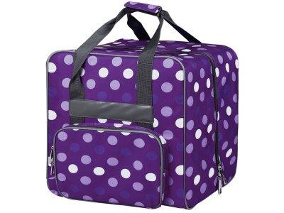 BabySnap Overlocktasche XL Multicolor 44x37x41cm- lila