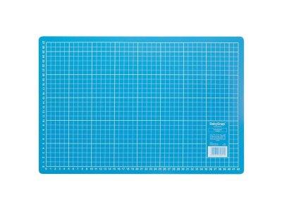 Baby Snap Schneidematte 45 x 30 cm - blau