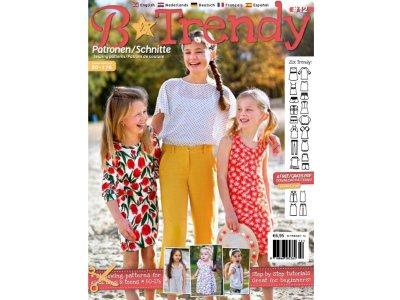 B-Trendy 12 Frühjahr/Sommer 2019 Schnittmuster Zeitschrift Kinder
