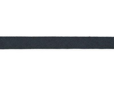 Jeans Schrägband Baumwolle gefalzt - 20 mm - navy
