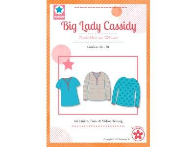 Schnittmuster -  Big Lady Cassidy - Plus-Size Damentunika