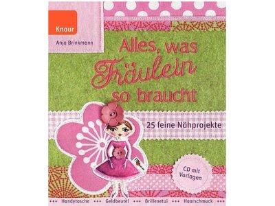 """Buch """"Alles, was Fräulein so braucht"""""""
