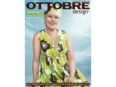 Ottobre design Woman Frühjahr/Sommer 2/2008  (Reprint)