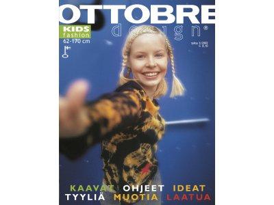 Ottobre design Kids Herbst 3/2002