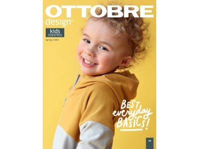 Ottobre - Kids Schnittmuster Frühjahr 1/2021