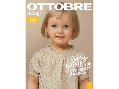 Ottobre - Kids Schnittmuster- & Nähen SOMMER 3/2021 - Einzelausgabe