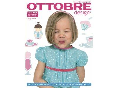 Ottobre design Kids Frühjahr 1/2008 (Reprint)