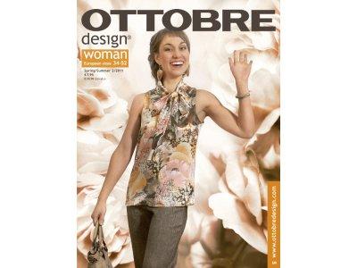 Ottobre design Woman Frühjahr/Sommer 2/2011