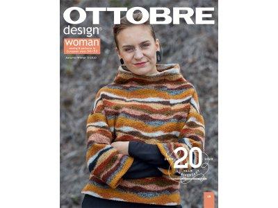 Ottobre design 20 Year Anniversary Woman Herbst/Winter 5/2020