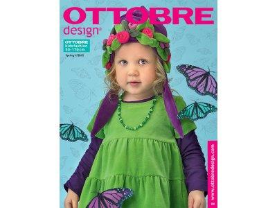 Ottobre design Kids Frühjahr 1/2012 (Reprint)