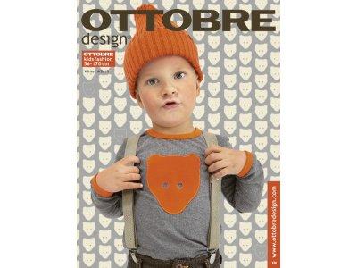 Ottobre design Kids Winter 6/2013 französisch mit deutscher Anleitung
