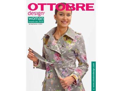 Ottobre design Woman Frühjahr/Sommer 2/2014