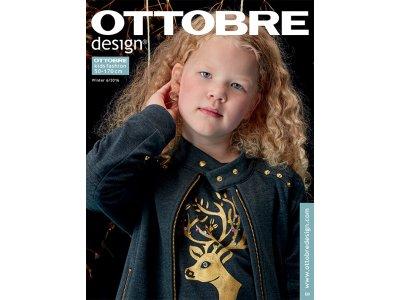 Ottobre design Kids Winter 6/2016