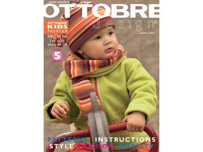 Ottobre design Kids Herbst 3/2005